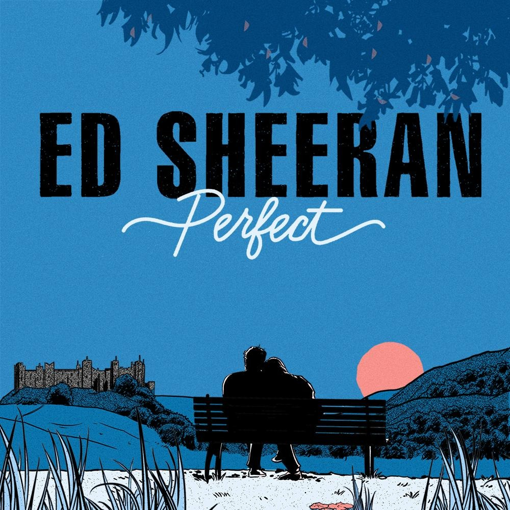 Perfect   Song Lyrics and Music by Ed Sheeran arranged by ...