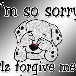 My so love i m sorry Apology Letters